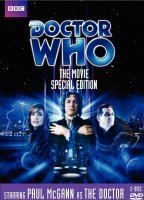 Doctor Who 1996 film scènes de nu