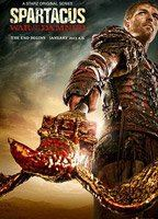 Spartacus: War of the Damned 2012 - 2013 film scènes de nu