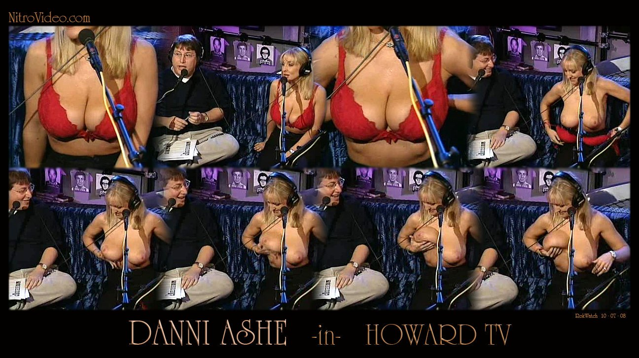 howard stern college nude