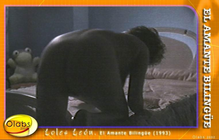 El amante bilingue 1993 cuckold erotic scene - 3 part 2