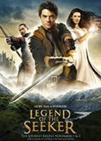 Legend of the Seeker 2008 film scènes de nu