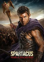 Spartacus: Blood and Sand 2010 film scènes de nu