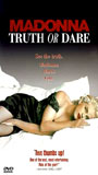 Madonna: Truth or Dare 1991 film scènes de nu