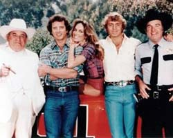 The Dukes of Hazzard 1979 - 1985 film scènes de nu