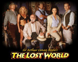 The Lost World 1999 film scènes de nu